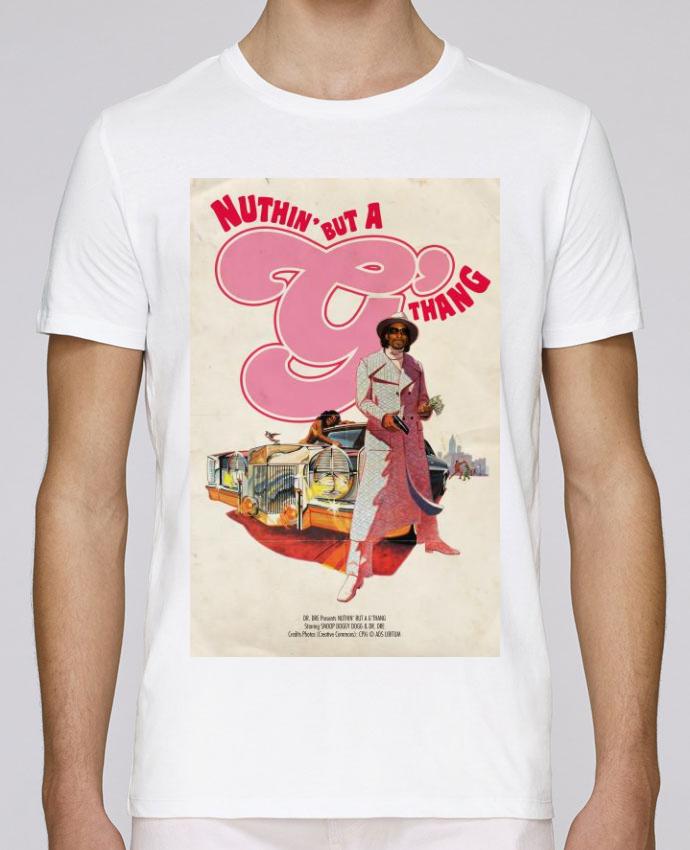 T-Shirt Col Rond Stanley Leads G Thang par Ads Libitum
