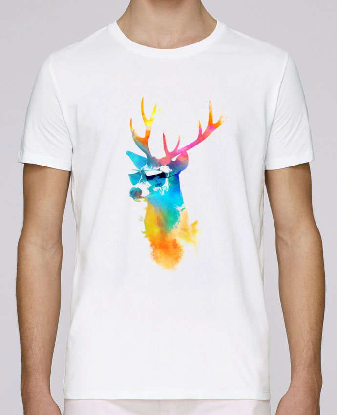 T-Shirt Col Rond Stanley Leads Sunny stag par robertfarkas