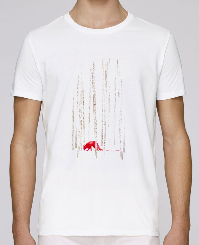 T-Shirt Col Rond Stanley Leads There's nowhere to run par robertfarkas