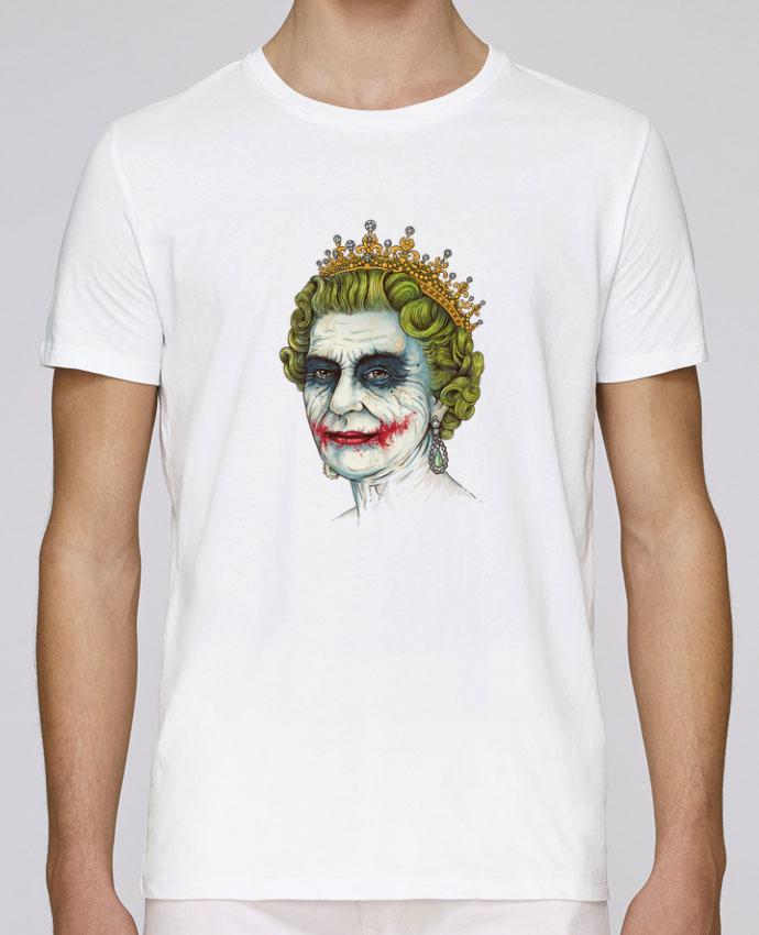 T-Shirt Col Rond Stanley Leads God sav the vilain par Enkel Dika