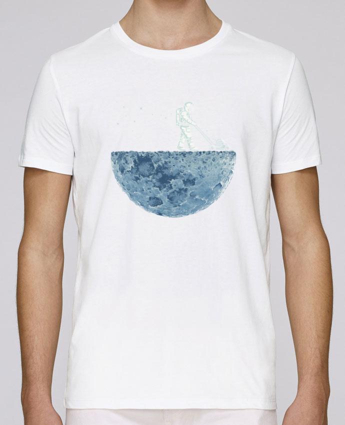 T-Shirt Col Rond Stanley Leads Moon par Enkel Dika