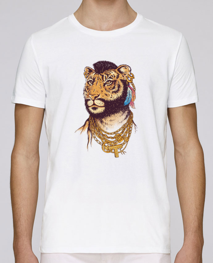 T-Shirt Col Rond Stanley Leads Mr tiger par Enkel Dika