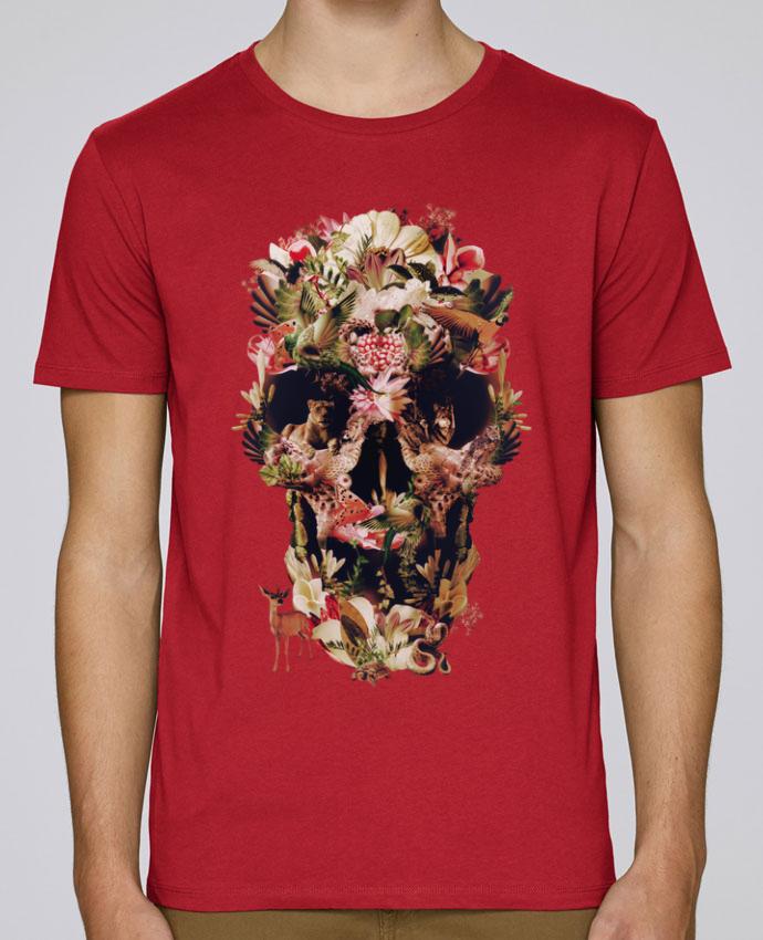 T-Shirt Col Rond Stanley Leads Jungle Skull par ali_gulec