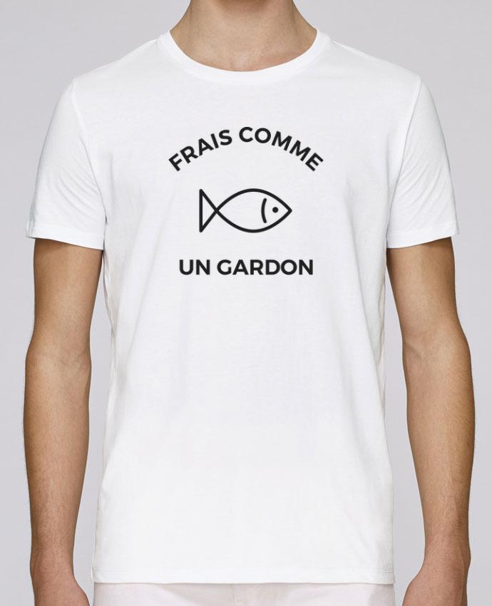 T-Shirt Col Rond Stanley Leads Frais comme un gardon par Ruuud