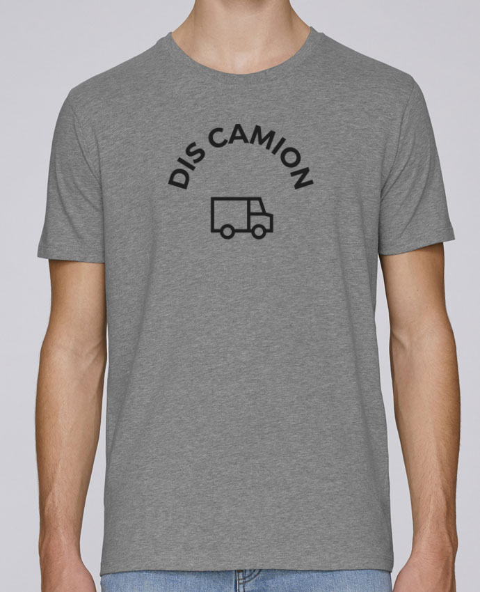 T-Shirt Col Rond Stanley Leads Dis camion ! par tunetoo