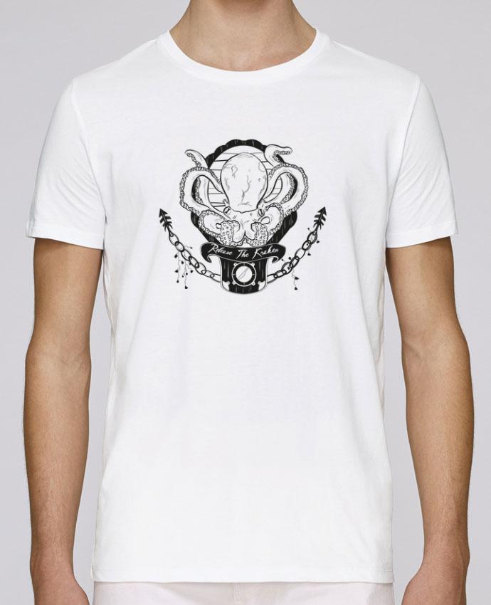 T-Shirt Col Rond Stanley Leads Release The Kraken par Tchernobayle