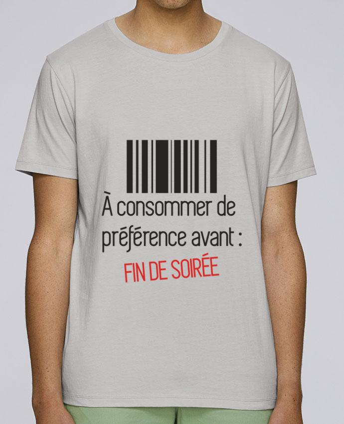T-Shirt Col Rond Stanley Leads A consommer de préférence avant fin de soirée par Benichan