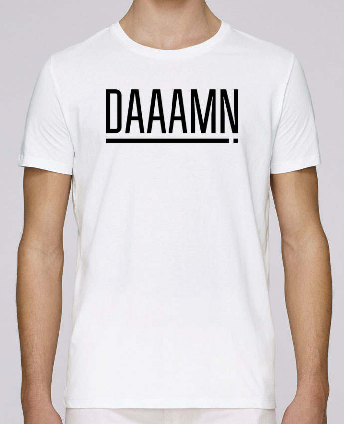 T-Shirt Col Rond Stanley Leads Daaamn ! par tunetoo