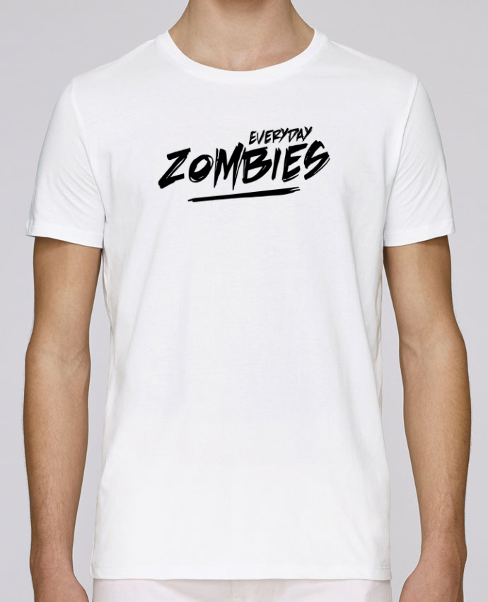 T-Shirt Col Rond Stanley Leads Everyday Zombies par tunetoo