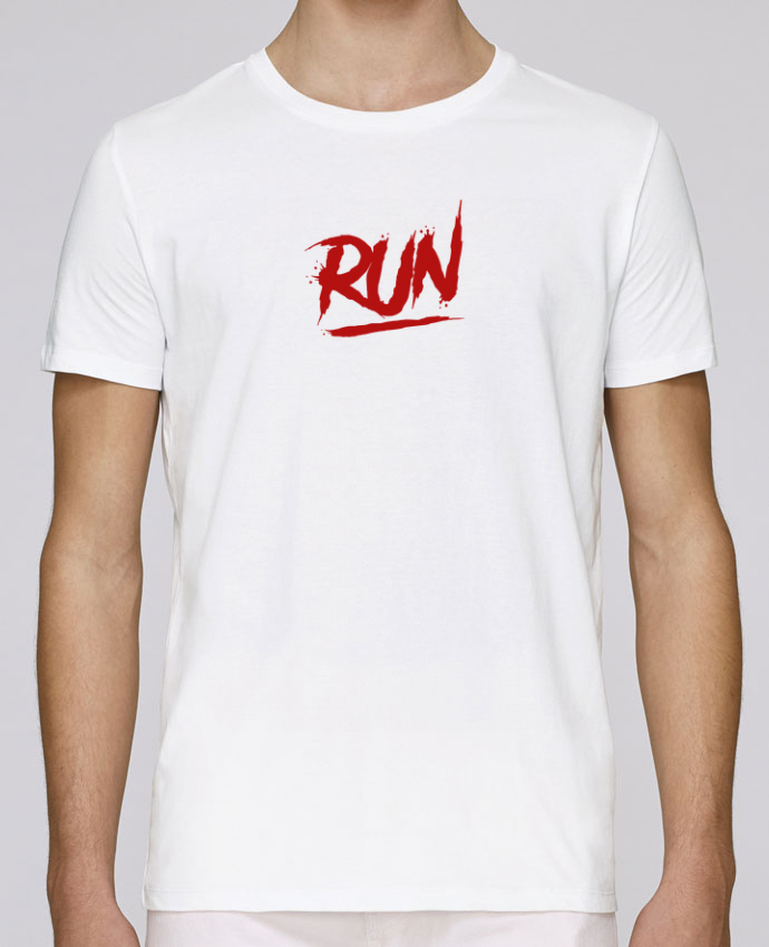 T-Shirt Col Rond Stanley Leads Run par tunetoo
