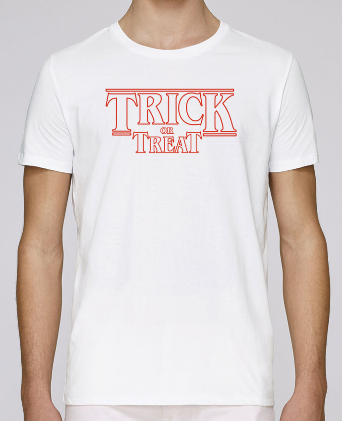 T-Shirt Col Rond Stanley Leads Trick or Treat par tunetoo