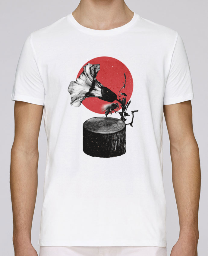 T-Shirt Col Rond Stanley Leads Gramophone par ali_gulec