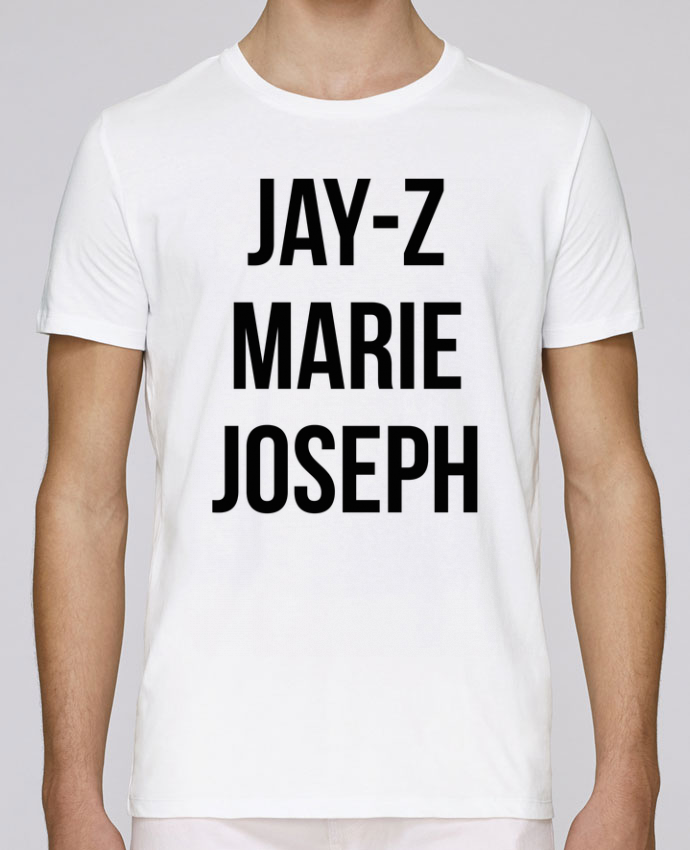 T-Shirt Col Rond Stanley Leads JAY-Z MARIE JOSEPH par tunetoo