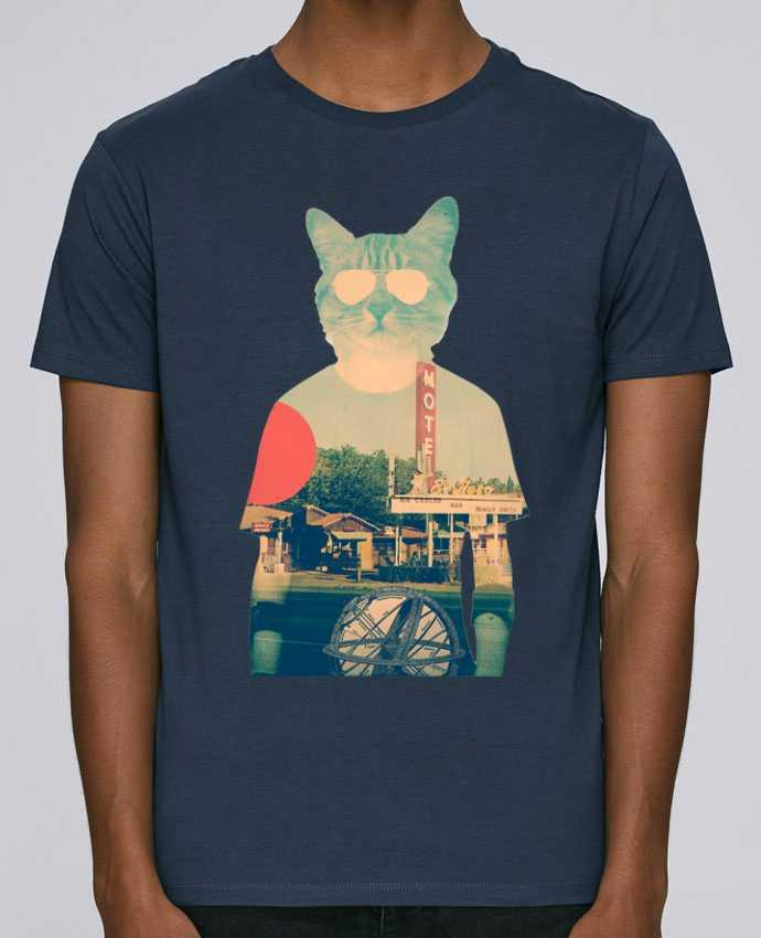 T-Shirt Col Rond Stanley Leads Cool cat par ali_gulec
