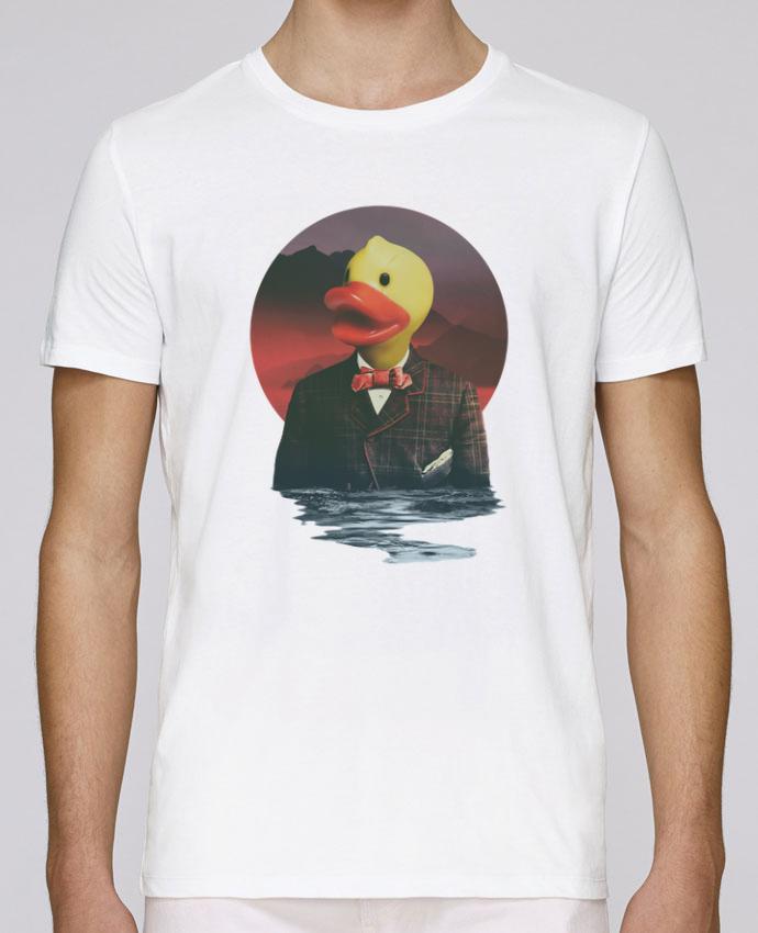T-Shirt Col Rond Stanley Leads Rubber ducky par ali_gulec