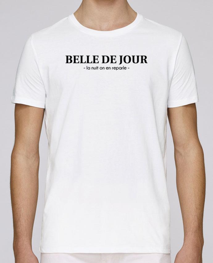 T-Shirt Col Rond Stanley Leads BELLE DE JOUR - la nuit on en reparle - par tunetoo