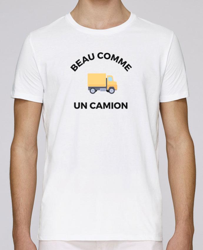 T-Shirt Col Rond Stanley Leads Beau comme un camion par Ruuud
