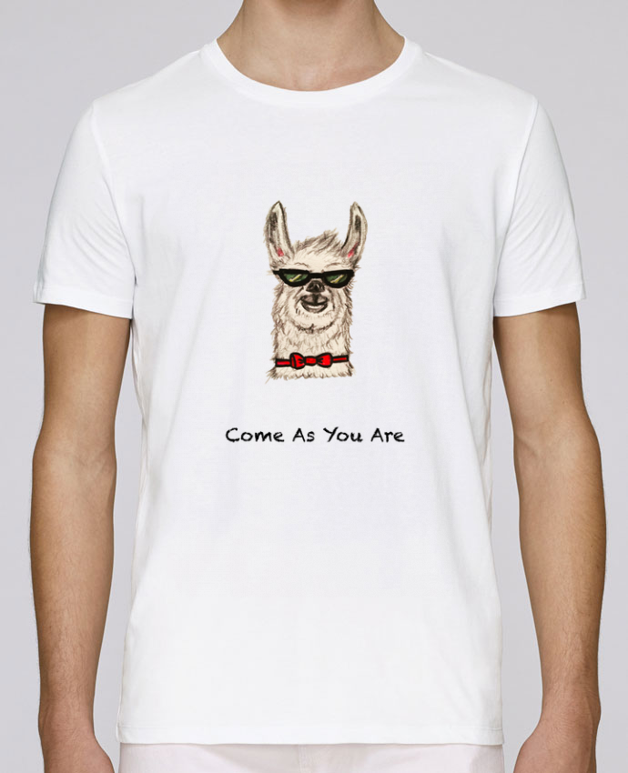 T-Shirt Col Rond Stanley Leads COME AS YOU ARE par La Paloma