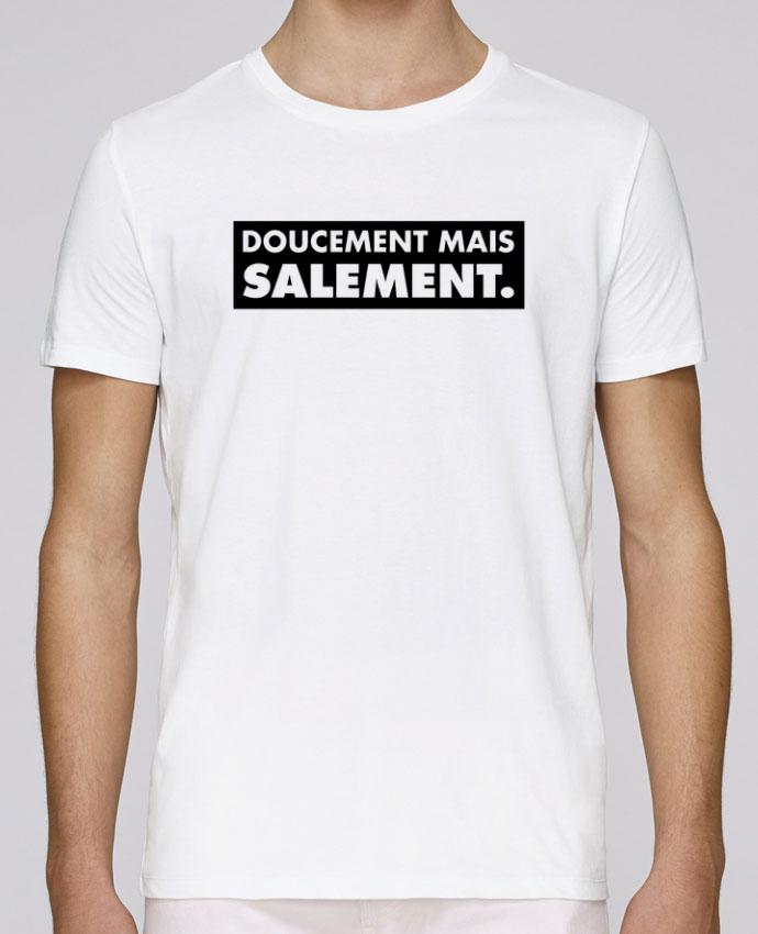 T-Shirt Col Rond Stanley Leads Doucement mais salement. par tunetoo