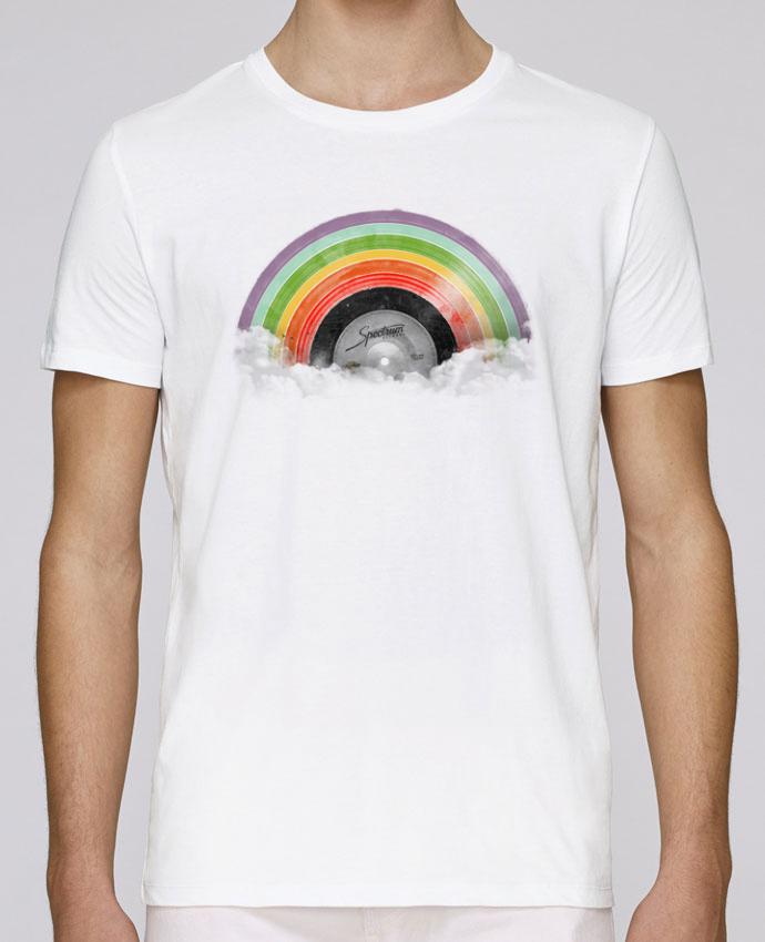 T-Shirt Col Rond Stanley Leads Rainbow Classics par Florent Bodart