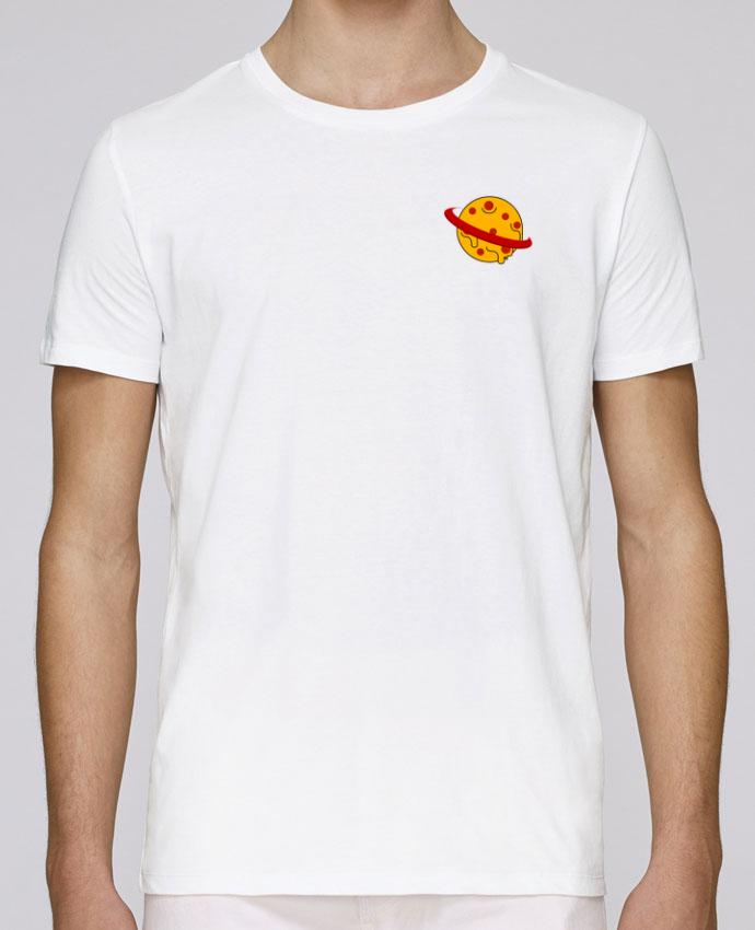 T-Shirt Col Rond Stanley Leads Planète Pizza par WBang