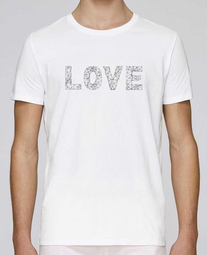 T-Shirt Col Rond Stanley Leads Love par na.hili