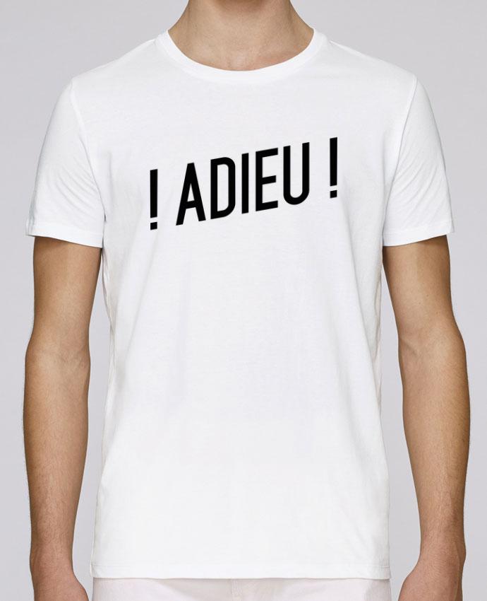 T-Shirt Col Rond Stanley Leads ! Adieu ! par tunetoo