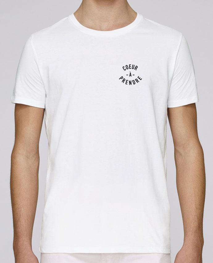 T-Shirt Col Rond Stanley Leads Cœur à prendre par tunetoo