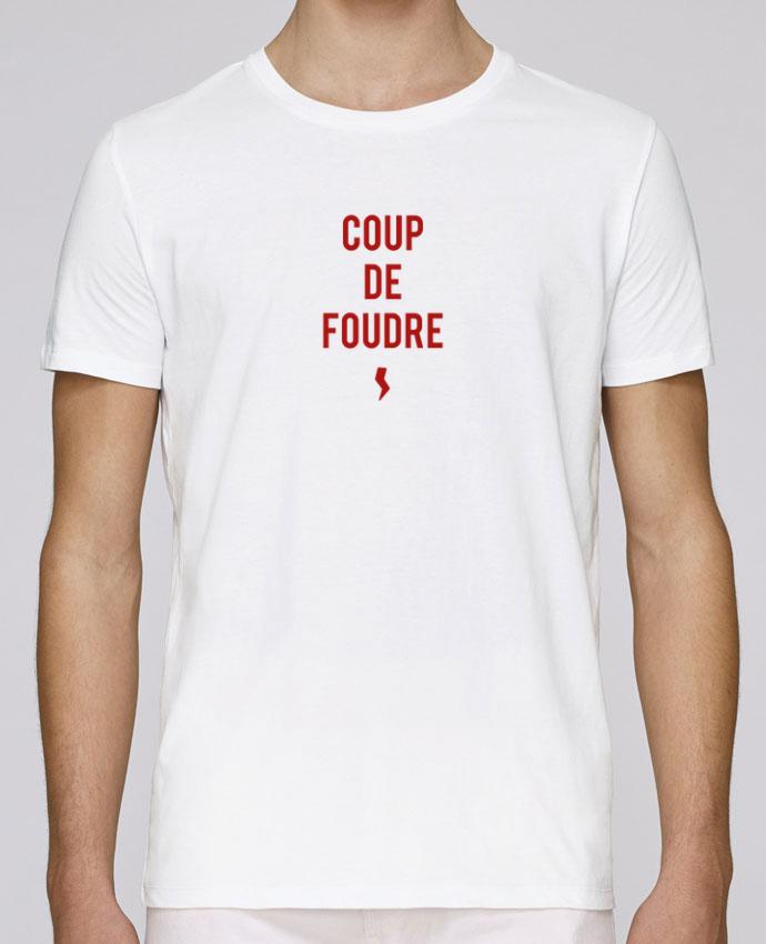T-Shirt Col Rond Stanley Leads Coup de foudre par tunetoo