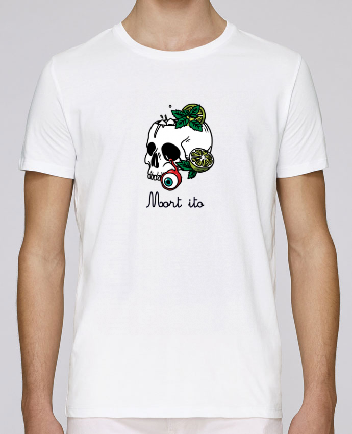 T-Shirt Col Rond Stanley Leads Mort ito par tattooanshort