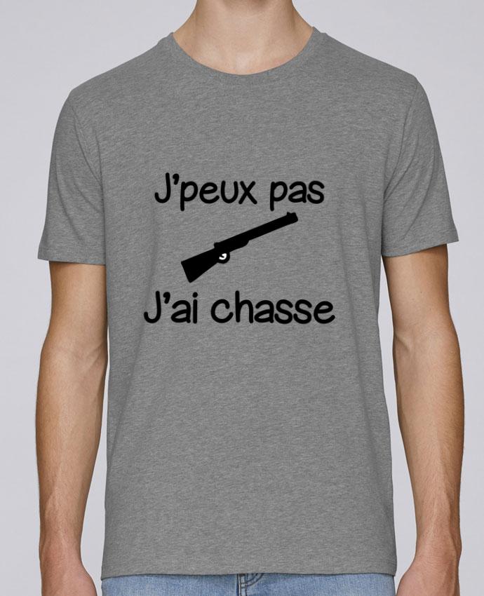 T-Shirt Col Rond Stanley Leads J'peux pas j'ai chasse - Chasseur par Benichan
