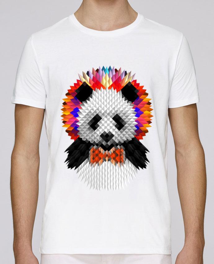 T-Shirt Col Rond Stanley Leads Panda par ali_gulec