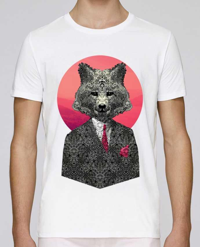 T-Shirt Col Rond Stanley Leads Very Important Fox par ali_gulec