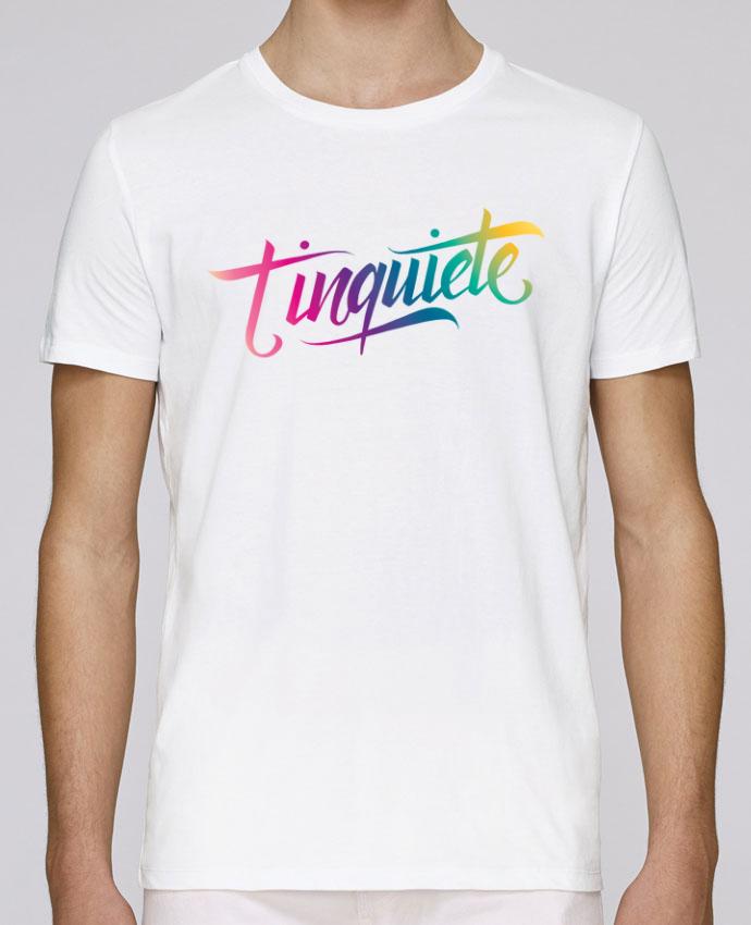 T-Shirt Col Rond Stanley Leads Tinquiete par Promis