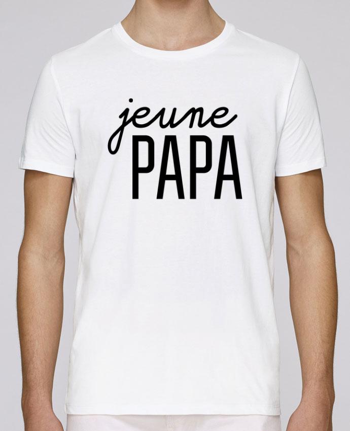 T-Shirt Col Rond Stanley Leads Jeune papa par tunetoo