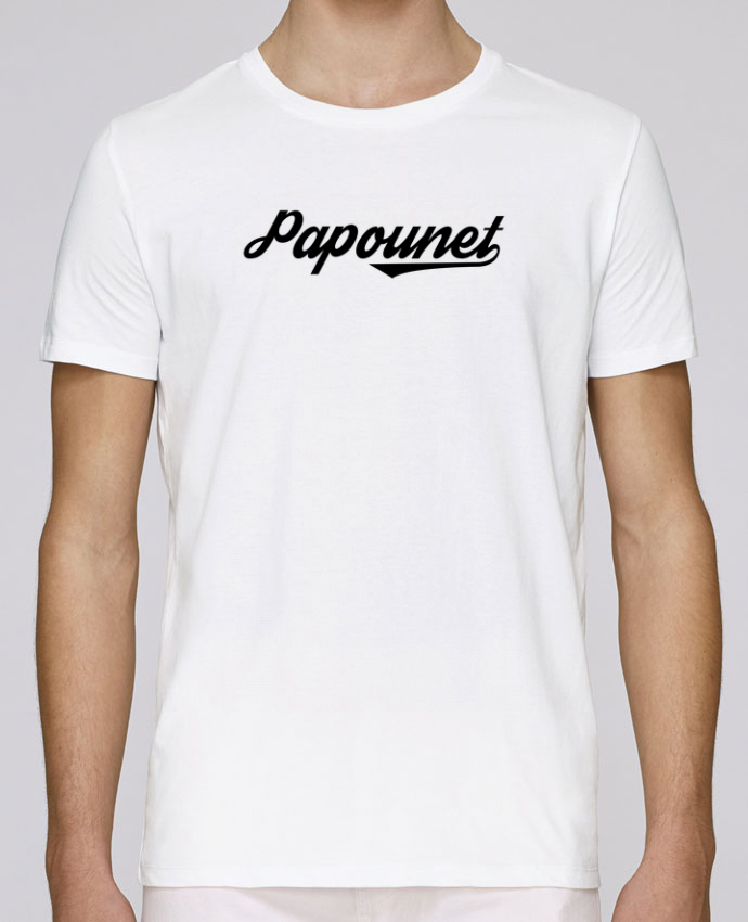T-Shirt Col Rond Stanley Leads Papounet par tunetoo