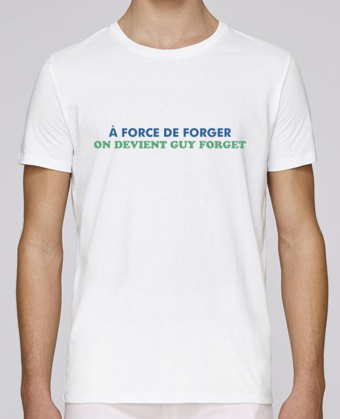 T-Shirt Col Rond Stanley Leads A force de forger par tunetoo