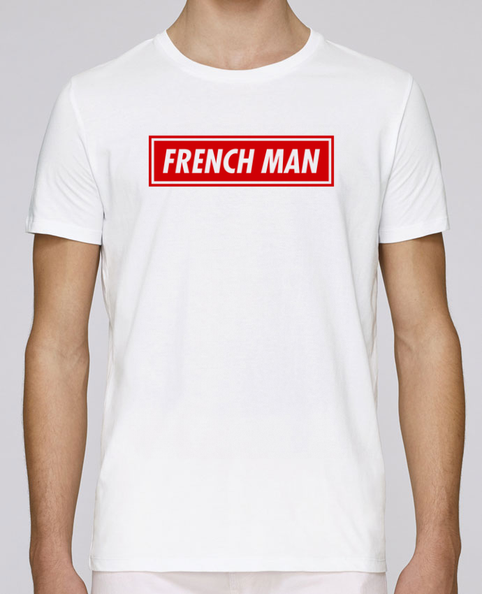 T-Shirt Col Rond Stanley Leads French man par tunetoo