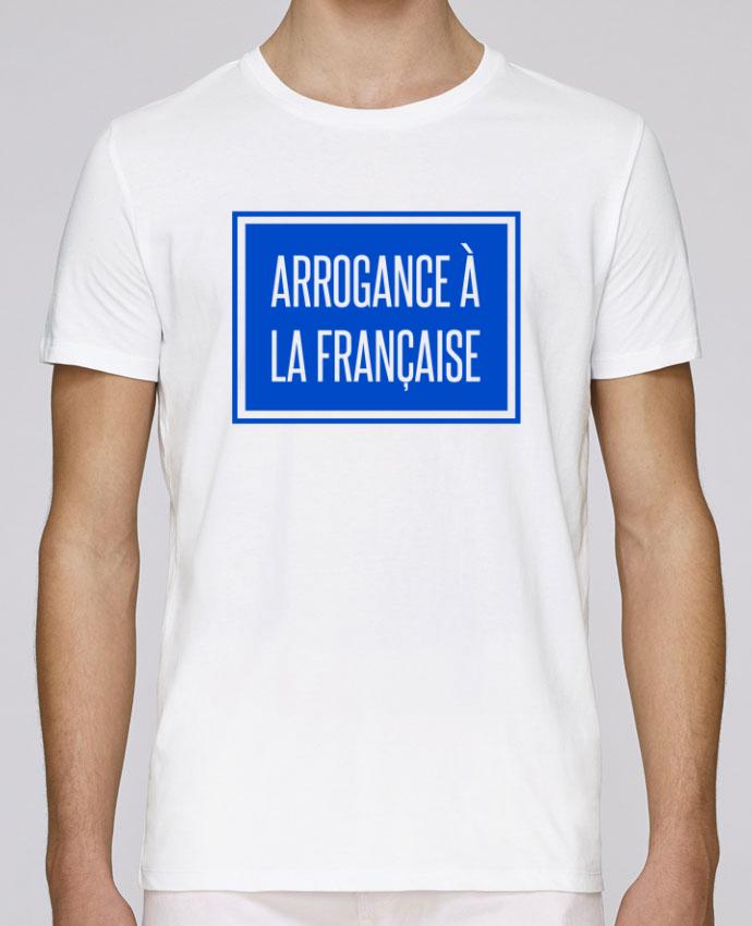 T-Shirt Col Rond Stanley Leads Arrogance à la française par tunetoo