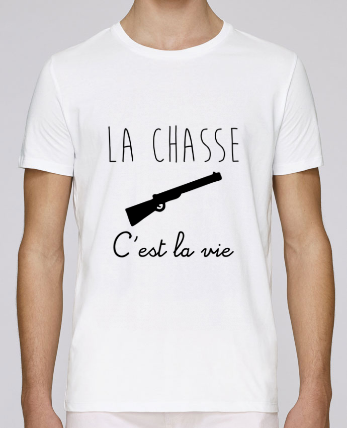 T-Shirt Col Rond Stanley Leads La chasse c
