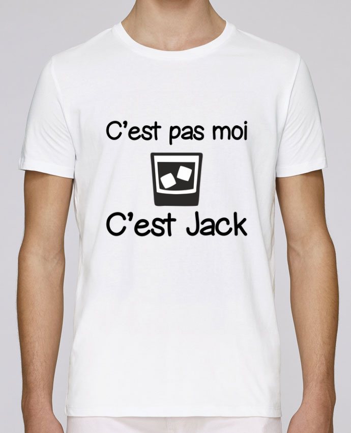 T-Shirt Col Rond Stanley Leads C'est pas moi c'est Jack par Benichan