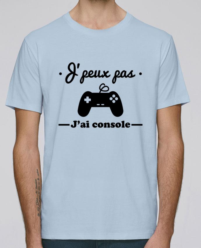 T-Shirt Col Rond Stanley Leads J'peux pas j'ai console ,geek,gamer,gaming par Benichan