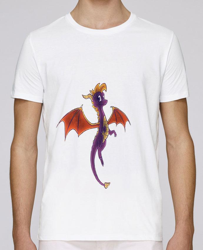 T-Shirt Col Rond Stanley Leads Spyro Officiel par Spyro