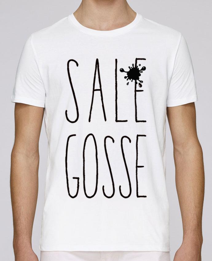 T-Shirt Col Rond Stanley Leads Sale Gosse par Freeyourshirt.com