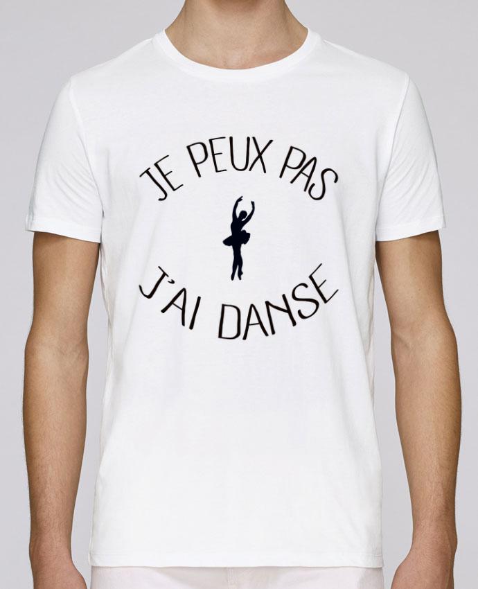 T-Shirt Col Rond Stanley Leads Je peux pas j'ai Danse par Freeyourshirt.com