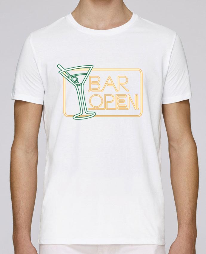 T-Shirt Col Rond Stanley Leads Bar open par Freeyourshirt.com