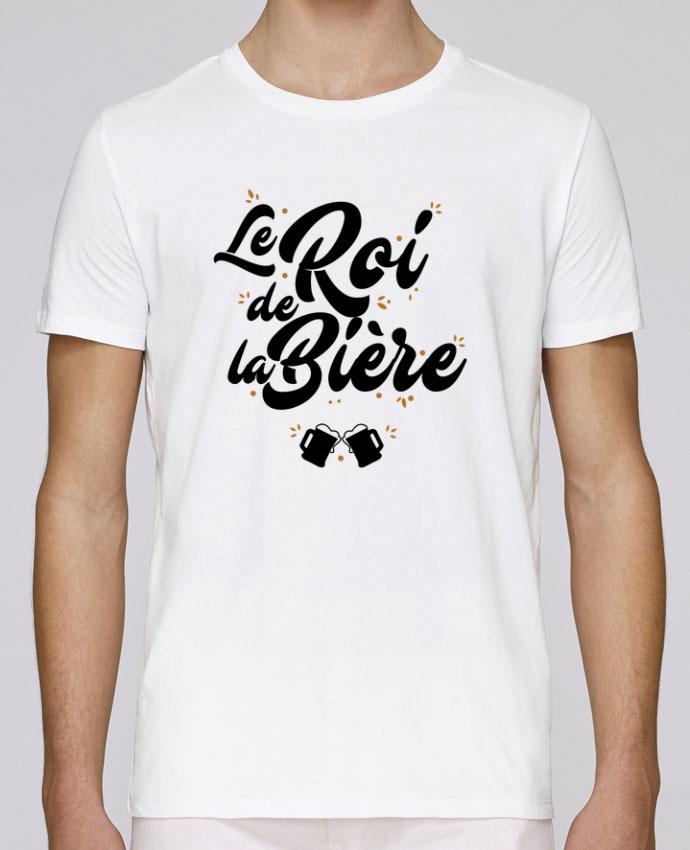 T-Shirt Col Rond Stanley Leads Le roi de la bière par LPMDL