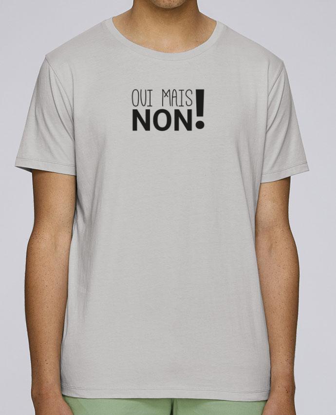 T-Shirt Col Rond Stanley Leads Oui mais non ! par tunetoo