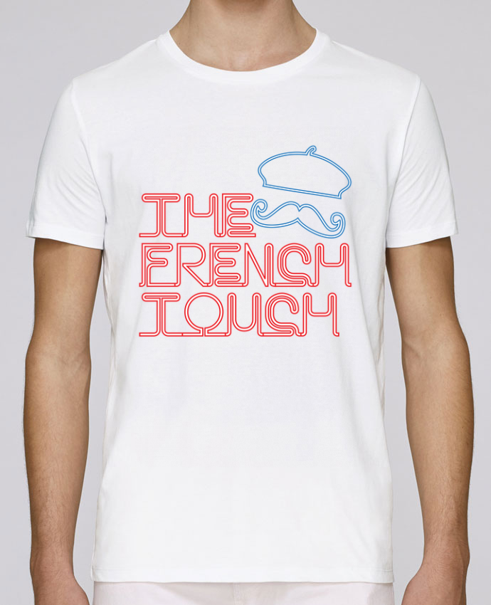 T-Shirt Col Rond Stanley Leads The French Touch par Freeyourshirt.com