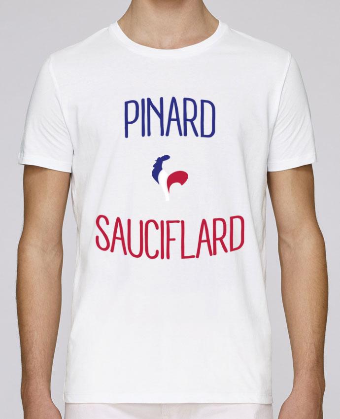 T-Shirt Col Rond Stanley Leads Pinard Sauciflard par Freeyourshirt.com